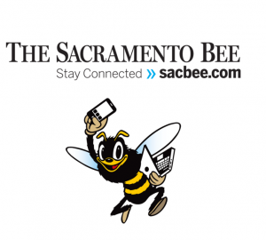 Maria Shares How Not to Drop the Ball on New Year Resolutions with the Sacramento Bee