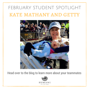 February Humani Spotlight – Kate Mathany